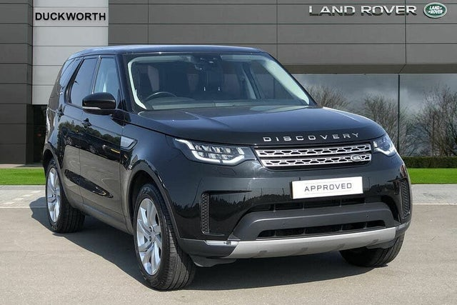 2017 Land Rover Discovery 3.0TD6 HSE (259ps) 4X4 Station Wagon 5d Auto (17 reg)