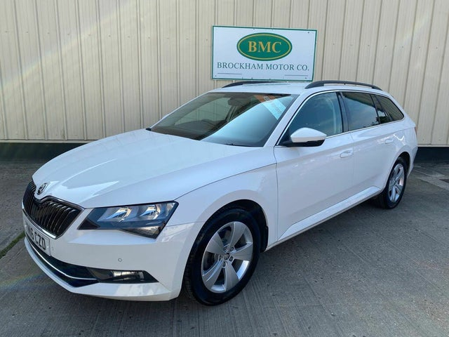 2016 Skoda Superb 2.0TDI SE Business Estate (16 reg)