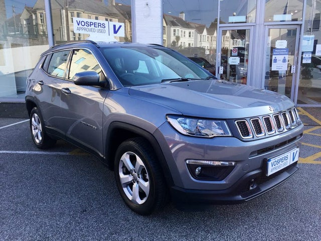 2019 Jeep Compass 1.6 Multijet II Longitude (19 reg)