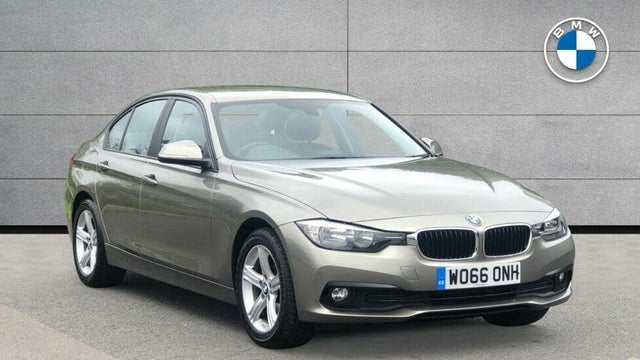 2017 BMW 3 Series 2.0TD 320d SE Saloon 4d Auto (66 reg)