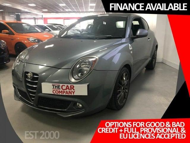 2011 Alfa Romeo MiTo 1.4 Cloverleaf (OM reg)