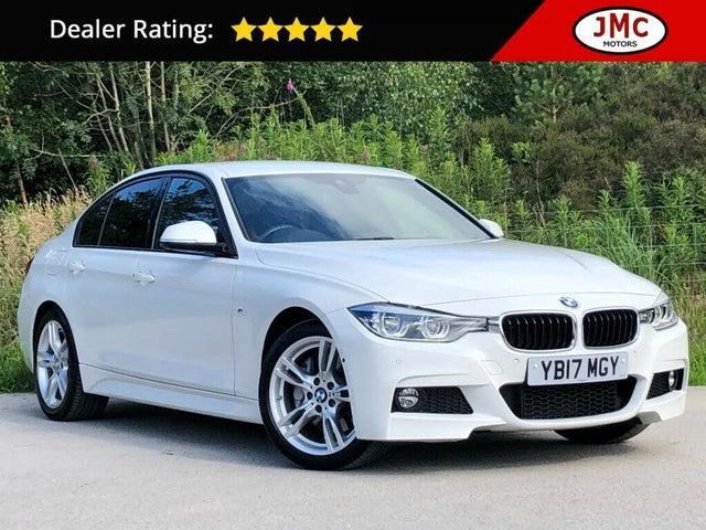 2017 BMW 3 Series 3.0 340i M Sport Saloon 4d Auto (17 reg)