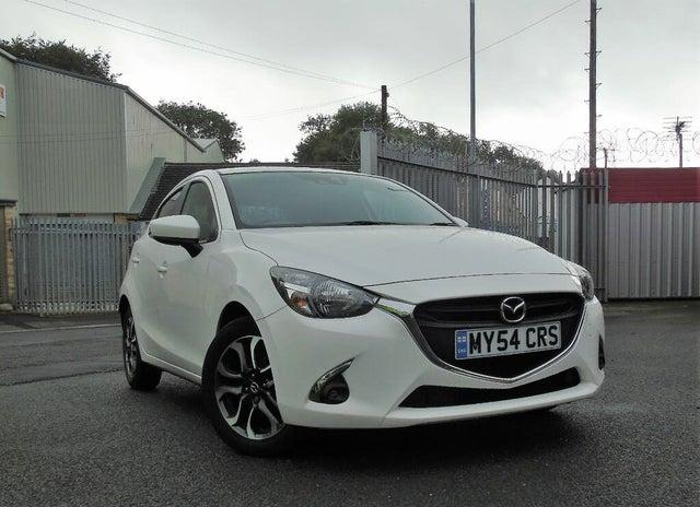 2017 Mazda Mazda2 1.5 Tech Edition (67 reg)