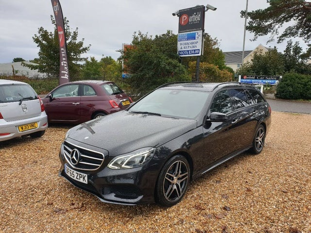 2015 Mercedes-Benz E-Class 3.0CDI E350 AMG Night Edition Estate 5d (65 reg)