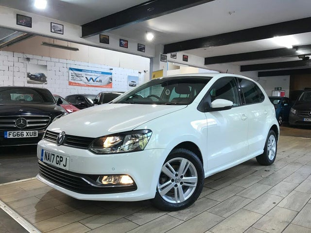 2017 Volkswagen Polo 1.0 Match Edition (75ps) (s/s) 5d (17 reg)