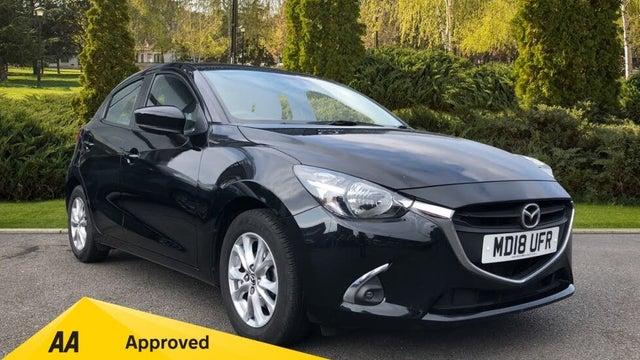 2018 Mazda Mazda2 1.5 SE-L+ (18 reg)