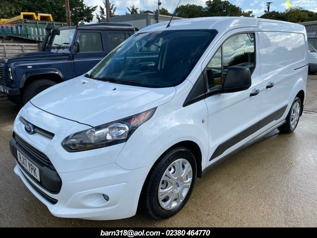 2017 Ford Transit Connect 1.5TDCi L2 240 Trend (120PS)(Eu6) Panel (17 reg)