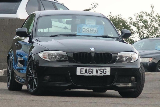 2012 BMW 1 Series 2.0TD 118d M Sport Coupe 2d (61 reg)