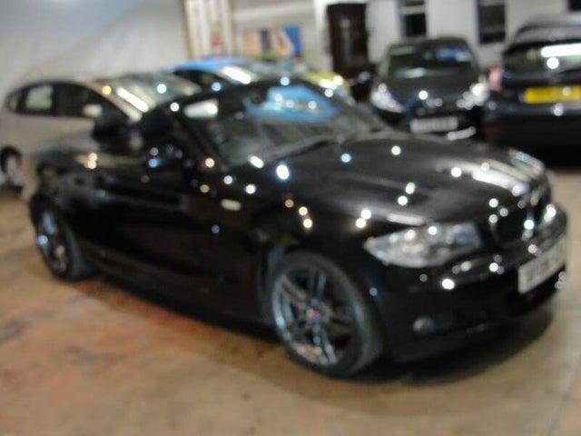 2008 BMW 1 Series 2.0TD 120d M Sport Convertible 2d (08 reg)