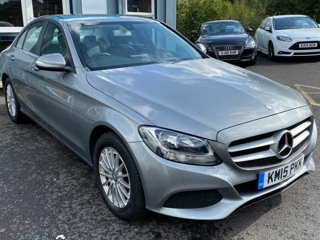 2015 Mercedes-Benz C-Class 2.0 C200 SE (184ps) (s/s) Saloon 4d (15 reg)