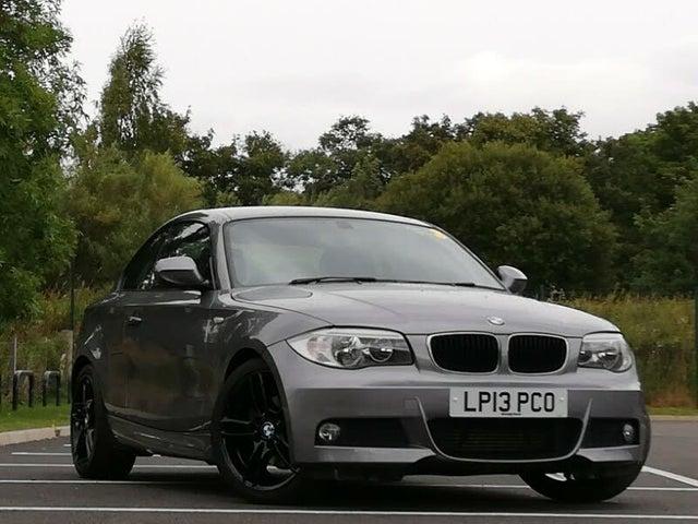 2013 BMW 1 Series 2.0TD 120d M Sport Coupe 2d auto (13 reg)