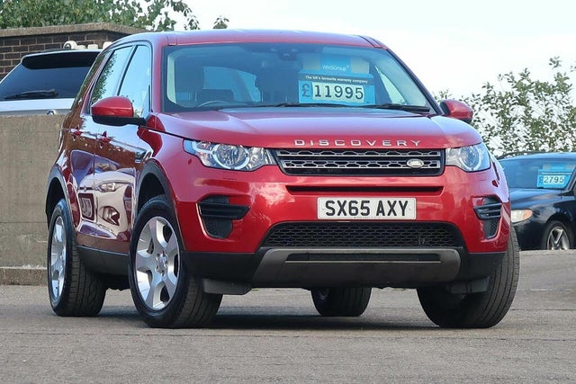 2015 Land Rover Discovery Sport 2.0Td4 SE (150ps) (5 seat) (65 reg)