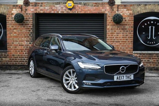 2017 Volvo V90 2.0TD D4 Momentum Pro (17 reg)