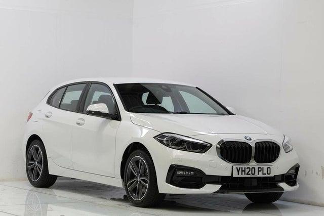 2020 BMW 1 Series 1.5 118i Sport (20 reg)