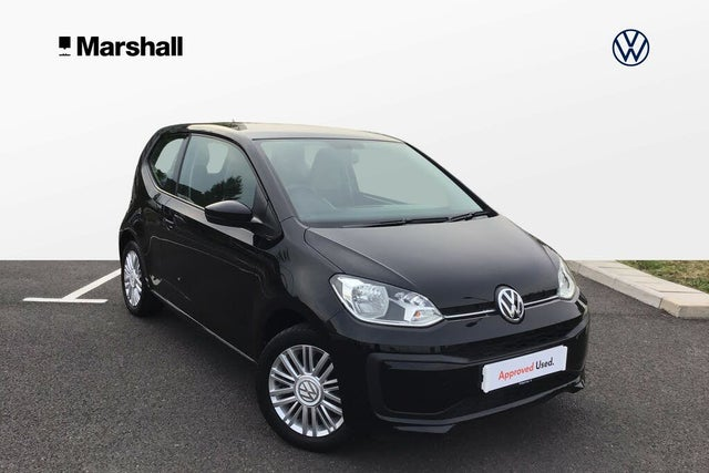 2016 Volkswagen up! 1.0 Move Up 3d (66 reg)