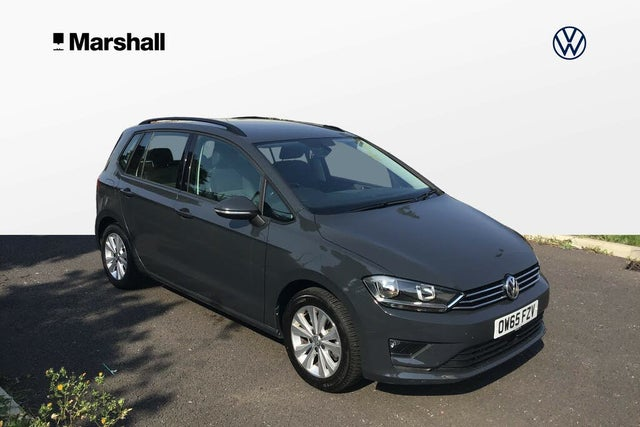2016 Volkswagen Golf SV 1.6TDI SE (109ps) (65 reg)