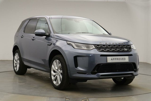 2020 Land Rover Discovery Sport 2.0 D180 R-Dynamic HSE (179ps) (69 reg)