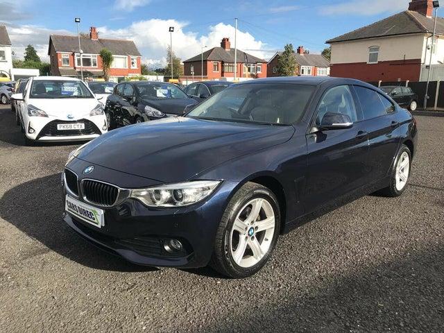 2015 BMW 4 Series 2.0TD 420d xDrive SE (184bhp) (s/s) Gran 5d (65 reg)