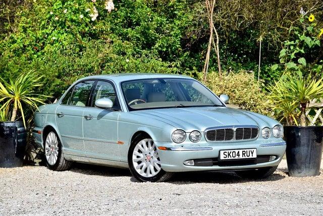 2004 Jaguar XJ Series 3.0 XJ6 SE (04 reg)