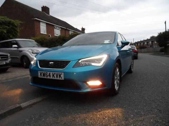 2015 Seat Leon 1.2 SE Tech Pack Hatchback 5d (64 reg)