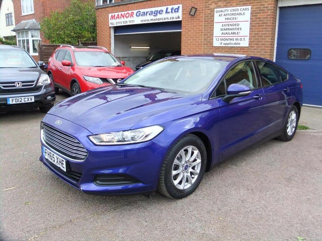 2015 Ford Mondeo 1.5TDCi Style Hatchback (65 reg)