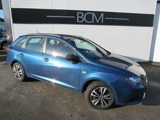 2014 Seat Ibiza 1.2TD Ecomotive Sports Tourer 5d (64 reg)