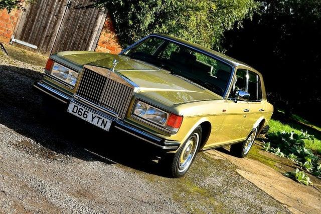 1986 Rolls-Royce Silver Spirit 6.8