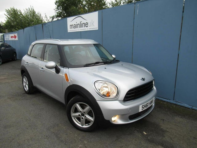 2011 MINI Countryman 1.6 One (61 reg)