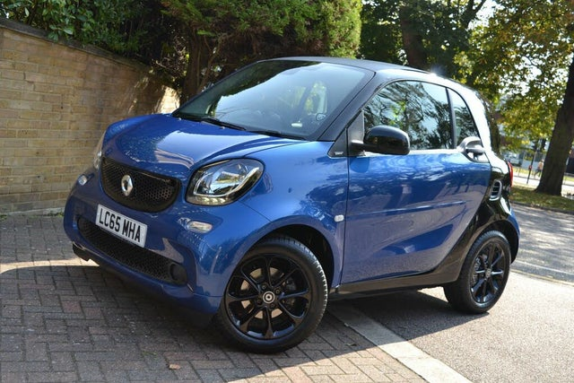 2016 Smart fortwo 1.0 Passion (70bhp) (s/s) Coupe Twinamic (65 reg)