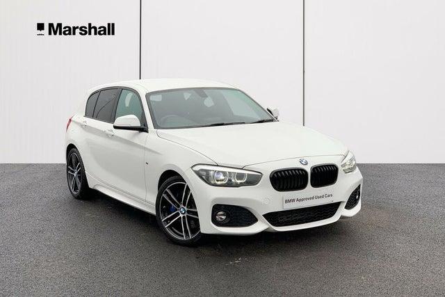 2017 BMW 1 Series 2.0TD 118d M Sport Shadow Edition 5d (67 reg)