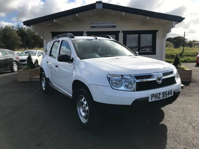2013 Dacia Duster 1.6 Access (Z9 reg)