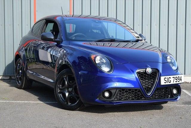 2017 Alfa Romeo MiTo 0.9 Speciale (G7 reg)