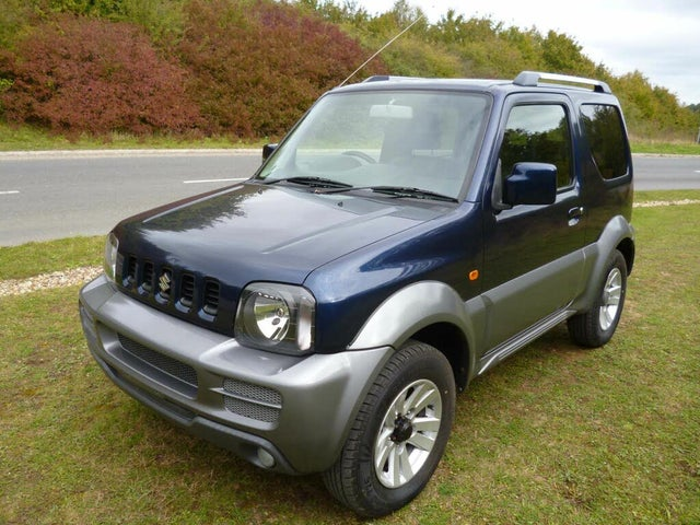 2010 Suzuki Jimny 1.3 SZ4 (91 reg)