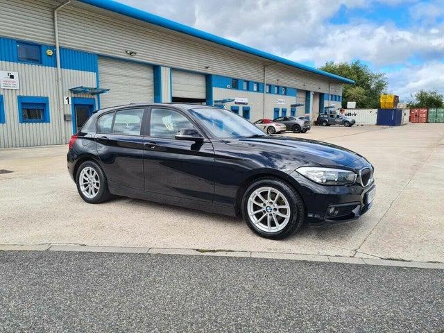 2015 BMW 1 Series 1.5TD 116d Eff Dyn Plus (116bhp) 5d (65 reg)