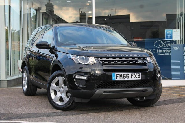 2017 Land Rover Discovery Sport 2.0Td4 SE Tech 2.0TD4 (150ps) Station Wagon (66 reg)
