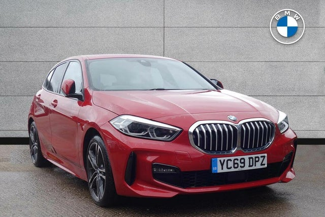 2019 BMW 1 Series 2.0TD 118d M Sport (148bhp) (Plus Pack) 5d (69 reg)