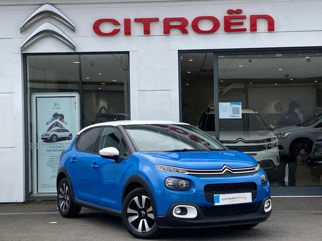 2018 Citroen C3 1.2 PureTech Flair (110bhp) (s/s) EAT6 (18 reg)