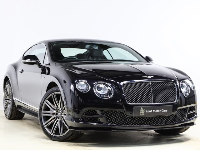 2015 Bentley Continental 6.0 GT Speed 4X4 Coupe (15 reg)