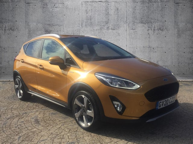 2019 Ford Fiesta 1.0T Active X (140ps) (20 reg)