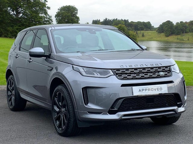 2020 Land Rover Discovery Sport 2.0 D180 R-Dynamic HSE (179ps) (20 reg)