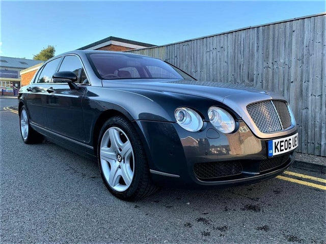 2006 Bentley Continental 6.0 Flying Spur (552bhp) 4X4 Auto (06 reg)