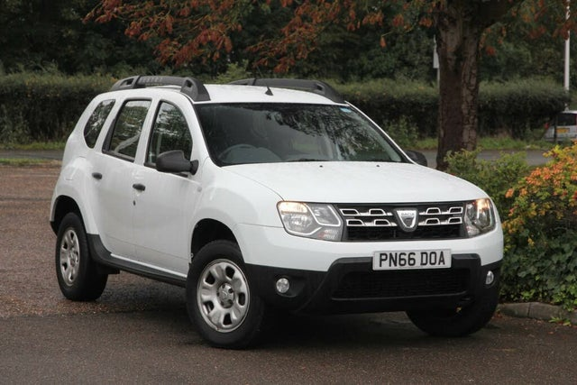 2016 Dacia Duster 1.5dCi Ambiance (110bhp) 4X4 (s/s) Station Wagon 5d (66 reg)