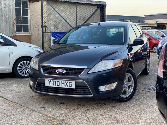 2010 Ford Mondeo 1.8TD Zetec Estate 6sp (10 reg)
