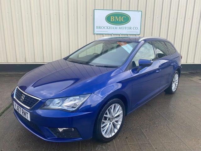 2018 Seat Leon 1.6TDI SE Dynamic Technology Estate (67 reg)