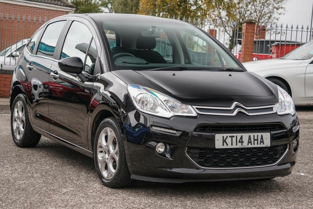 2014 Citroen C3 1.6e-HDi Exclusive (90bhp) Airdream (14 reg)