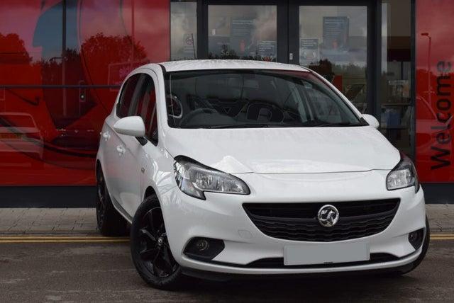 2019 Vauxhall Corsa 1.4i Griffin (75ps) 5d (19 reg)