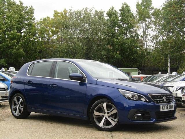 2018 Peugeot 308 1.2 PureTech Allure (130bhp) EAT6 (18 reg)