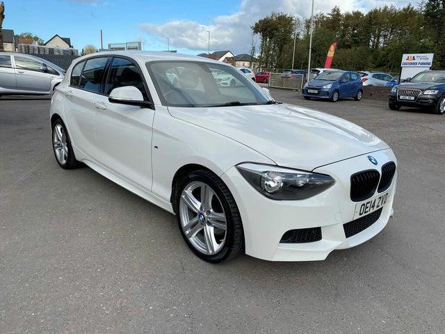 2014 BMW 1 Series 2.0TD 120d M Sport (184bhp) (s/s) Sports Hatch 5d (14 reg)
