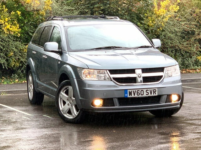 2010 Dodge Journey 2.0TD RT (60 reg)