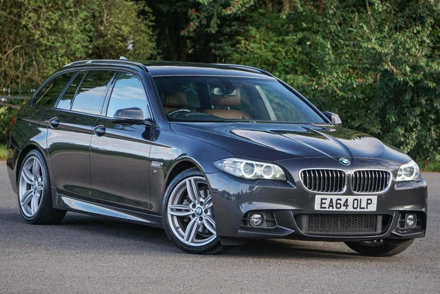 2014 BMW 5 Series (64 reg)